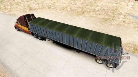 Полуприцеп-самосвал для American Truck Simulator