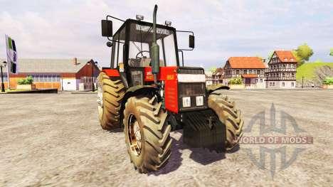 МТЗ-892.2 v2.0 для Farming Simulator 2013