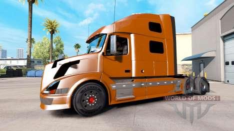 Volvo VNL 780 v1.0.0 для American Truck Simulator