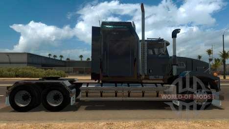 Mack Titan V8 для American Truck Simulator