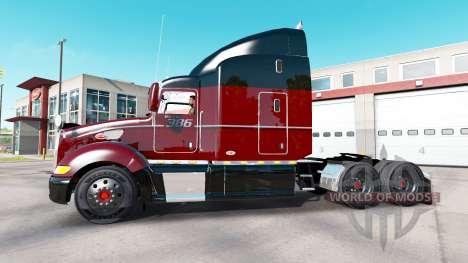 Peterbilt 386 для American Truck Simulator