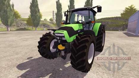 Deutz-Fahr Agrotron 420 для Farming Simulator 2013