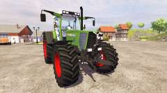 Fendt Favorit 818 Turbomatic v1.0