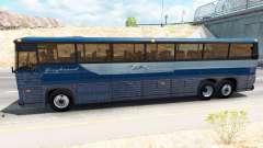 Скин Greyhound на автобус