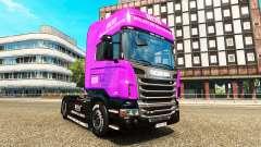 Скины Muller на тягачи MAN Scania и Volvo