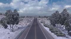 Зимний мод (Frosty Winter Weather Mod v1.0)