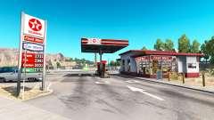 Реальные автозаправочные станции