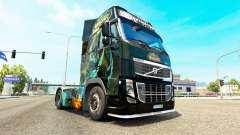 Скин World of Warcraft на тягач Volvo