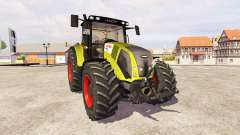 CLAAS Axion 850 v1.0