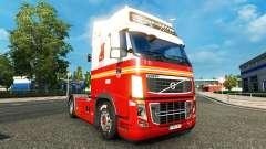 Скин FDNY 24 на тягач Volvo
