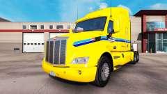 Скин Penske Truck Rental на тягач Peterbilt