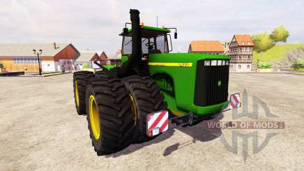 John Deere 9400 v2.0 для Farming Simulator 2013