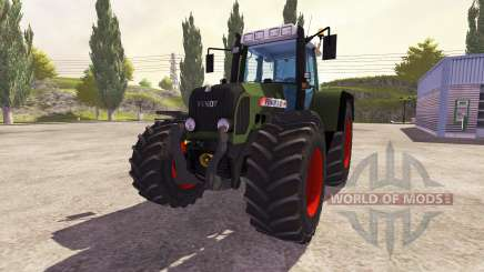 Fendt 820 Vario TMS для Farming Simulator 2013