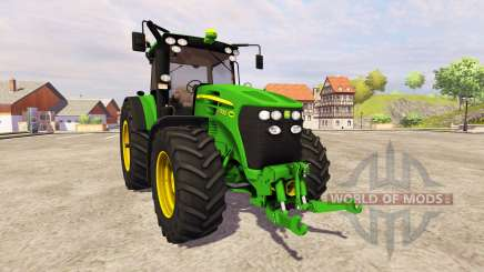 John Deere 7930 v1.2 для Farming Simulator 2013