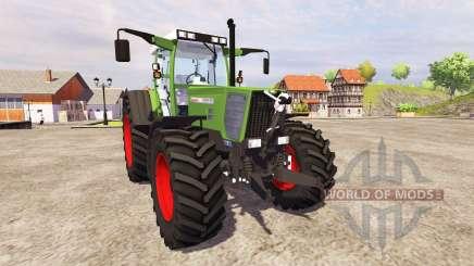 Fendt Favorit 818 Turbomatic v1.0 для Farming Simulator 2013