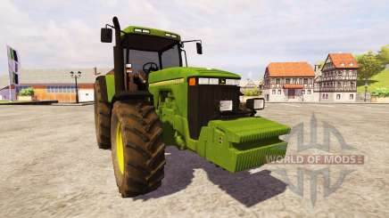 John Deere 8100 для Farming Simulator 2013