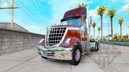 International LoneStar для American Truck Simulator