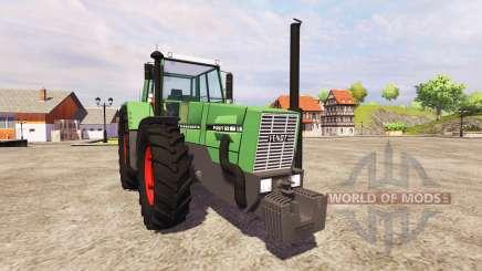 Fendt Favorit 626 v2.0 для Farming Simulator 2013