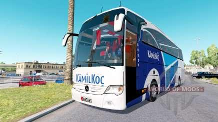 Mercedes-Benz Travego для American Truck Simulator