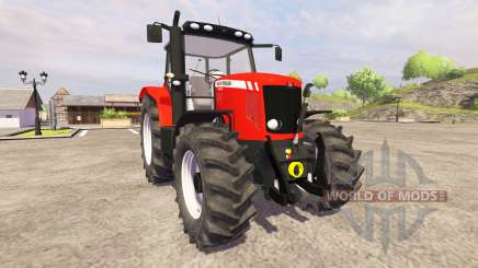 Massey Ferguson 5475 v2.1 для Farming Simulator 2013