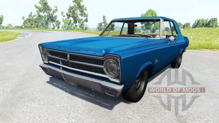 Plymouth Belvedere 1965 для BeamNG Drive
