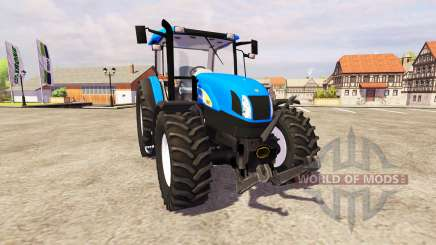 New Holland T6030 для Farming Simulator 2013