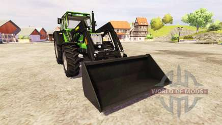 Deutz-Fahr DX 90 FL для Farming Simulator 2013