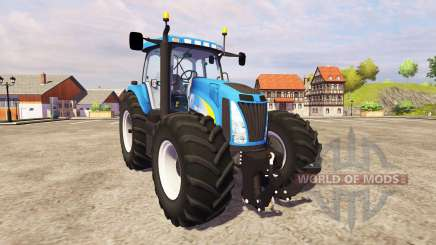 New Holland T8020 для Farming Simulator 2013