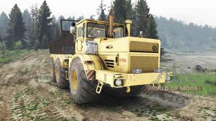 К-700 Кировец 6x6 [03.03.16] для Spin Tires