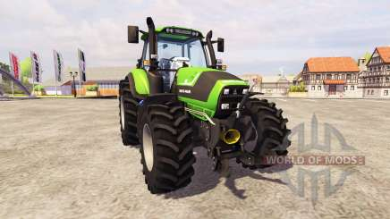 Deutz-Fahr Agrotron 6190 TTV v1.0 для Farming Simulator 2013
