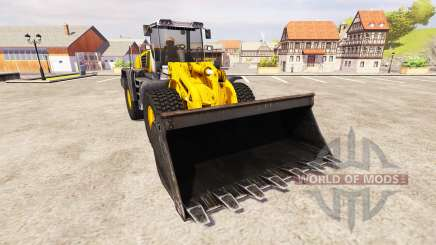 Liebherr L550 v1.1 для Farming Simulator 2013