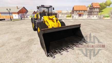 Liebherr L550 v1.1 для Farming Simulator 2013