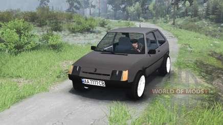 ЗАЗ-1102 Таврия [03.03.16] для Spin Tires