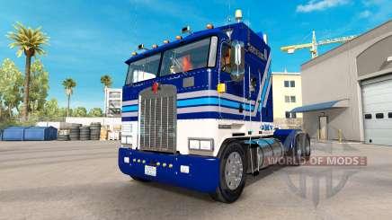 Kenworth K100 Aerodyne для American Truck Simulator