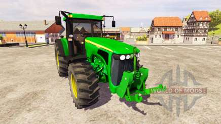 John Deere 8220 для Farming Simulator 2013