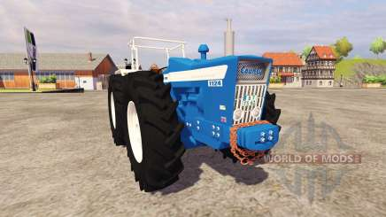 Ford County 1124 Super Six v2.6 для Farming Simulator 2013