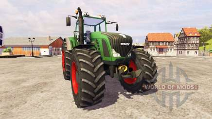 Fendt 936 Vario [ploughing spec] для Farming Simulator 2013