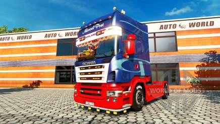 Scania R730 2008 v2.1 для Euro Truck Simulator 2