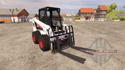 Bobcat S160 для Farming Simulator 2013