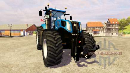 New Holland T8.390 v2.0 для Farming Simulator 2013