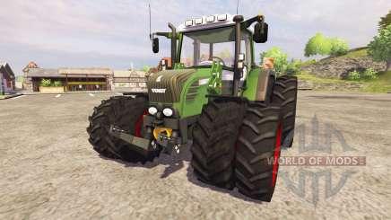 Fendt 312 Vario TMS v2.0 [red] для Farming Simulator 2013