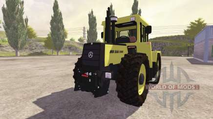 Mercedes-Benz Trac 1300 Turbo для Farming Simulator 2013