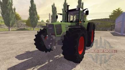 Fendt Favorit 824 Turbo для Farming Simulator 2013