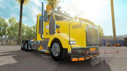 Kenworth T800 Colombia для American Truck Simulator