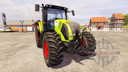 CLAAS Axion 820 v1.2 для Farming Simulator 2013