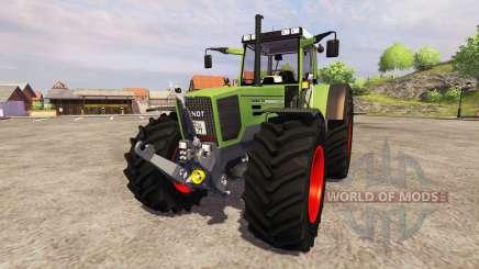 Fendt Favorit 824 v2.0 для Farming Simulator 2013