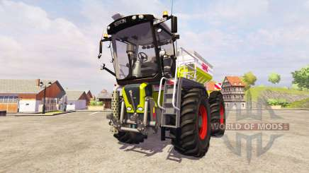 CLAAS Xerion 3800 SaddleTrac [pack] для Farming Simulator 2013