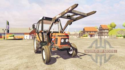 Zetor 5211 FL для Farming Simulator 2013