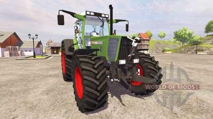 Fendt Favorit 818 Turbomatic v1.1 для Farming Simulator 2013