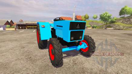 Hanomag Robust 900 для Farming Simulator 2013